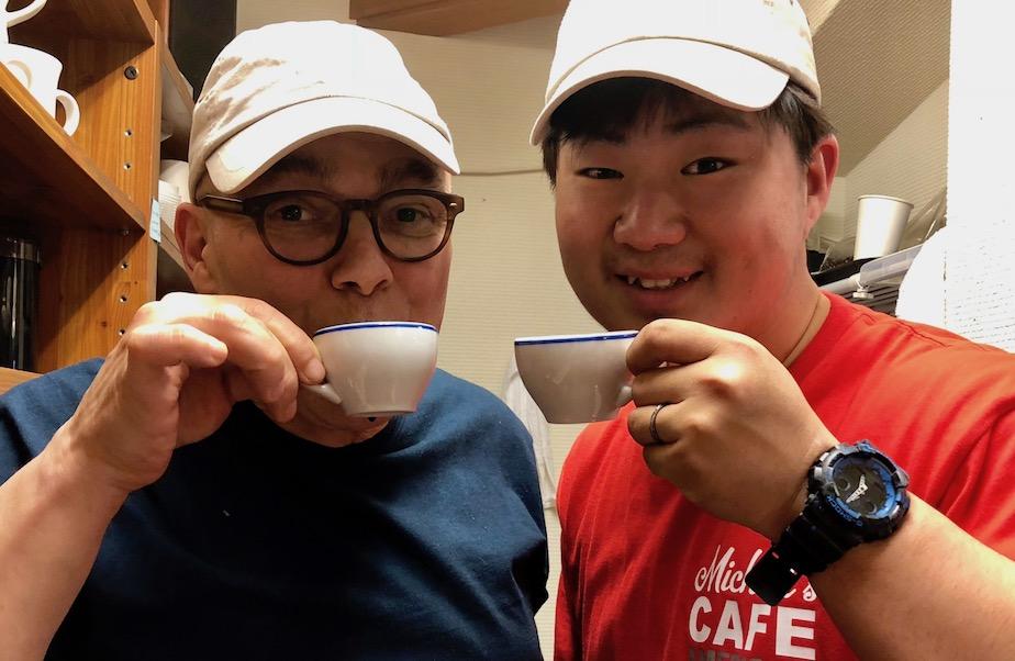 [PHOTOS] The Espresso Tasters